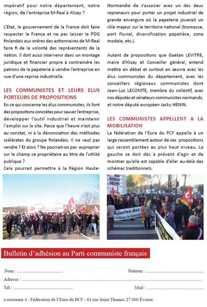 Tract M-real 25 octobre 2011 p2