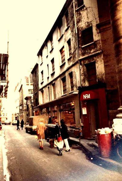 La Galerie NRA, Rue du Jour