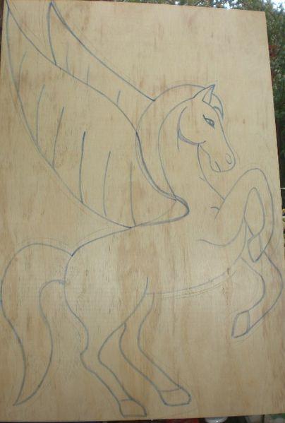 horse/pegasus noel / christmas/traineau/bohomme de neige/ski/igloo