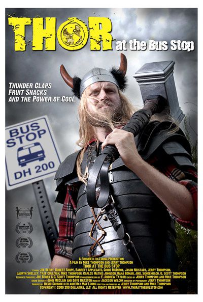 Thor-at-The-Bus-Stop-affiche-2.jpg