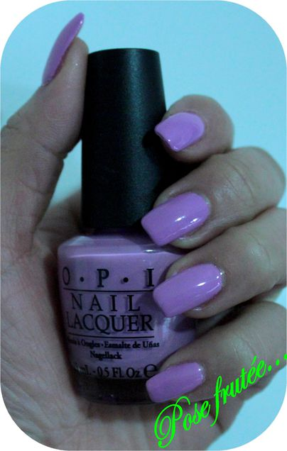 LUCKY LUCKY LAVENDER SWATCH