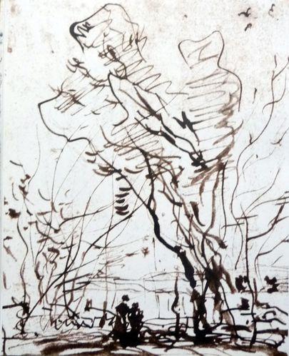 arbres Corot