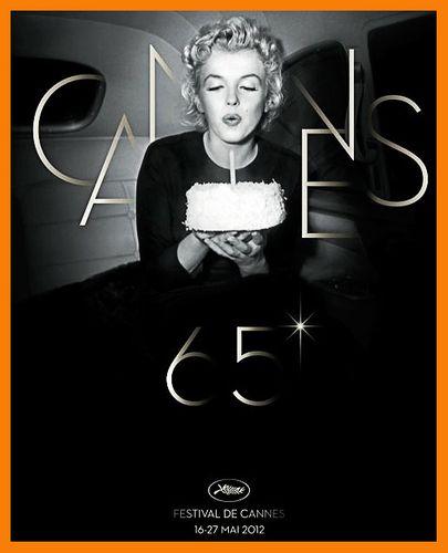 Affiche 65eme Festival de Cannes