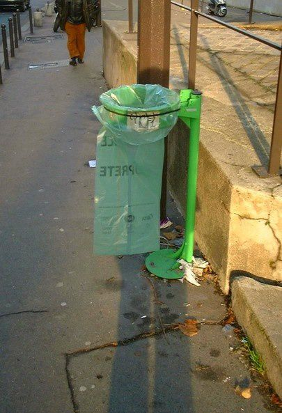 poubelles de rue 2