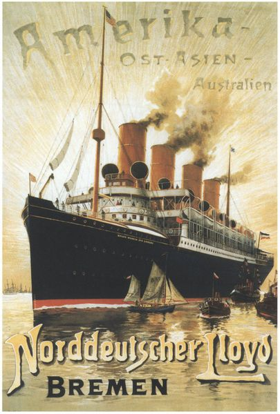 Allemagne Affiche kaiser-wilhelm-der-grosse-22