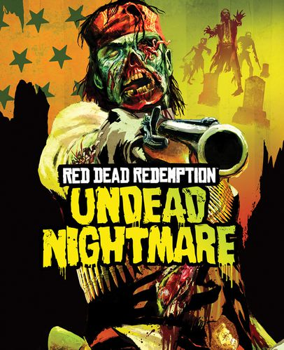 Undead Red Dead Redemption Undead Nightmare DLC
