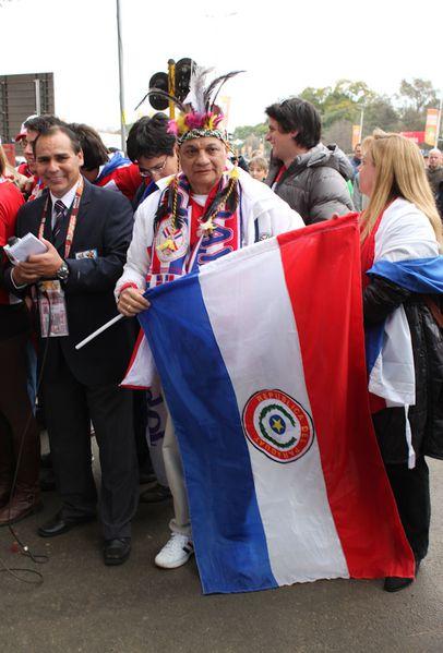 Paraguay---Japon 2030