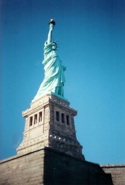 1995 La Statue de la Liberté