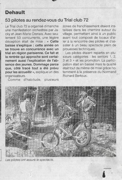 article ouest
