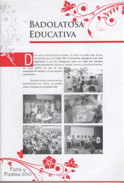 2010 - Programa 003