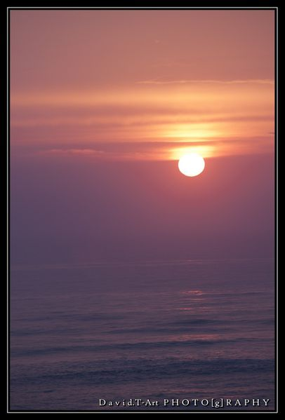 sunset sur Biscarosse (4)