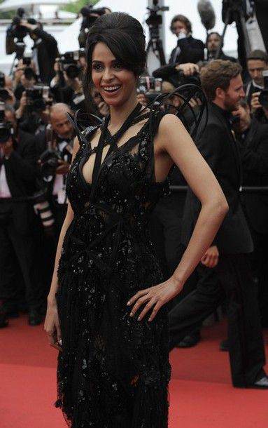 Mallika Sherawat at the Pirates of the Caribbean P-copie-8