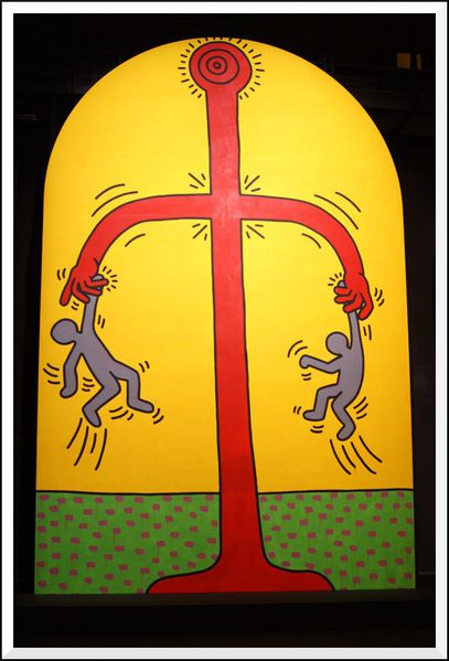 Keith Haring CENTQUATRE Blog (115)