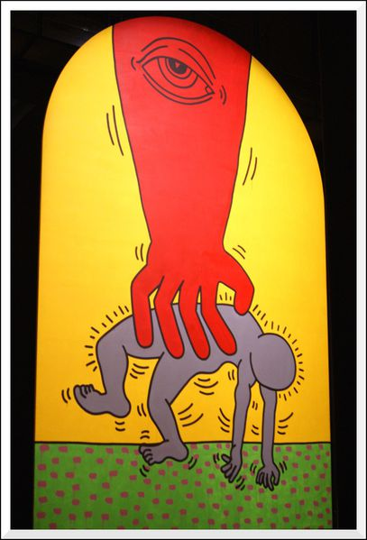 Keith Haring CENTQUATRE Blog (116)