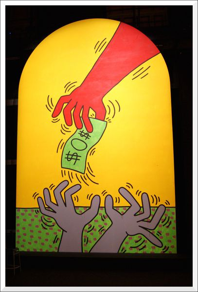 Keith Haring CENTQUATRE Blog (117)