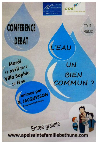 conferencesurleau