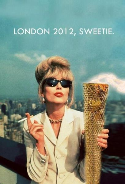 London 2012, Sweetie Ab Fab