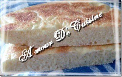 pain maison algerien