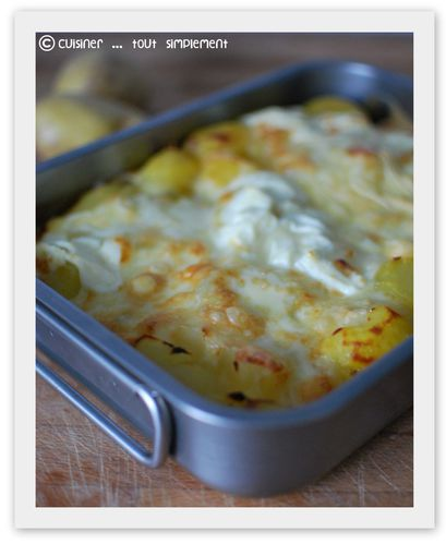 tartiflette aux 4 fromages 1