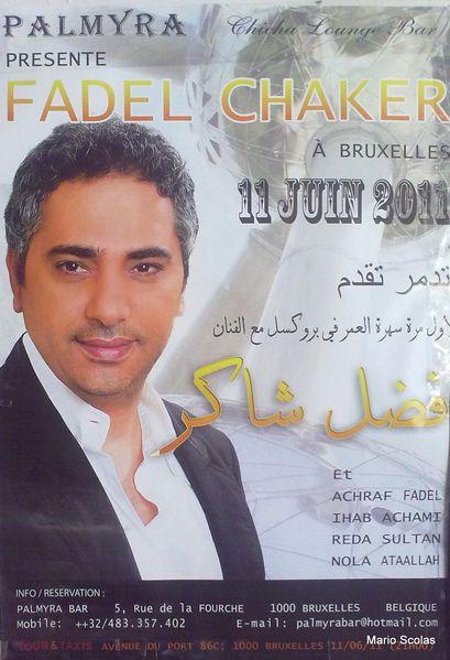 Fadel Chaker Fadhel Shaker l'ex-crooner libanais condamné à mort pour terrorisme - 230520111558