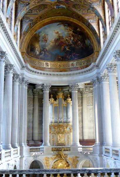 244a The Royal Chapel, Versailles