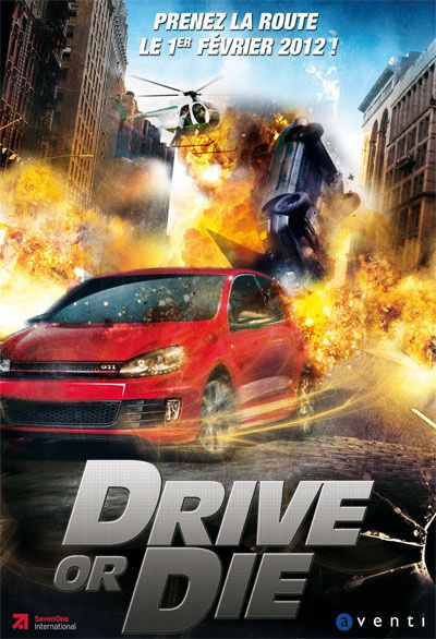 film Drive or Die [1080p] en streaming