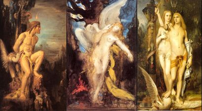 Gustave Moreau choix d'oeuvres