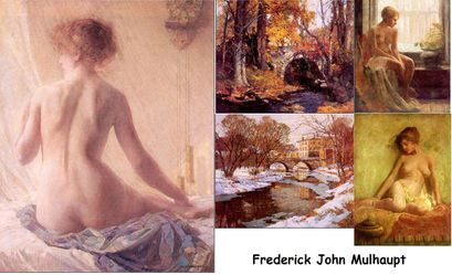 Frederick John Mulhaupt choix d'oeuvres
