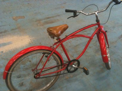 beach cruiser TNT