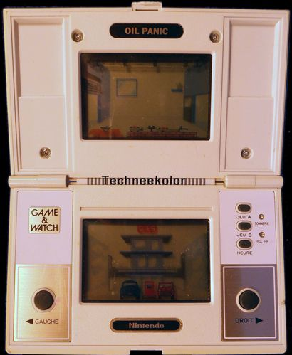 Game & watch vintage
