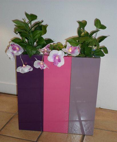 d co r cup 39 pot de fleurs et sceau parapluie les cuisines d 39 alexis. Black Bedroom Furniture Sets. Home Design Ideas