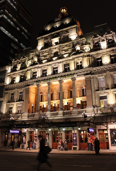 londres theatre west end