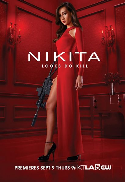 Nikita cw streaming saison 1 Poster
