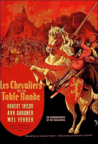 chevaliers ronde