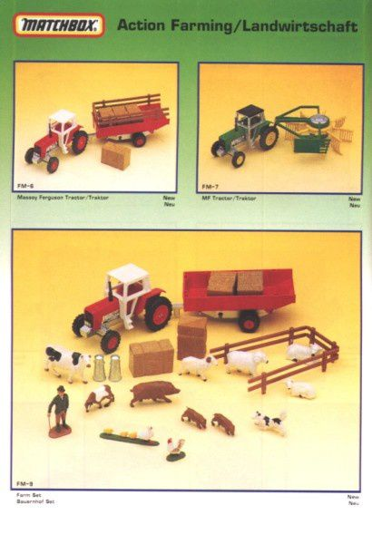 catalogue matchbox annee 1992 s34