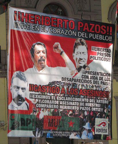 Le 14 décembre 2010, Oaxaca 011