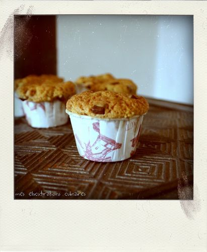 muffin speculoos pola