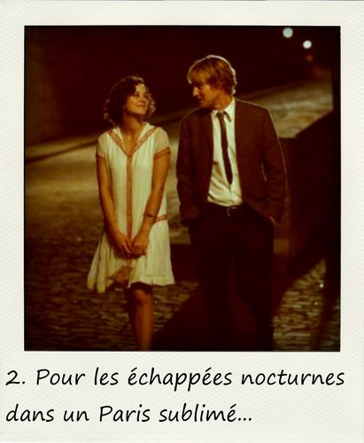 2.Raisons de voir Midnight in Paris