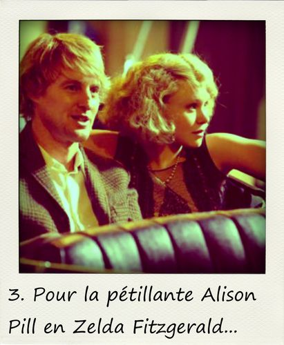 3. Raisons de voir Midnight in Paris