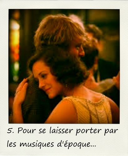 5.Raisons de voir Midnight in Paris