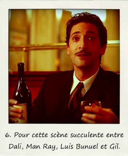 6. Raisons d'aller voir Midnight in Paris