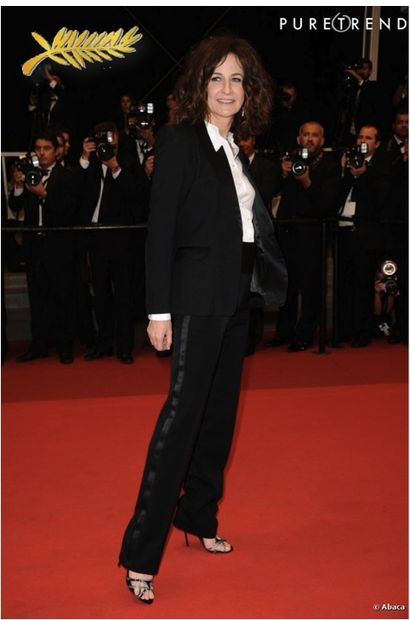 fashion ballyhoo - valerie lemercier boyish cannes 2011
