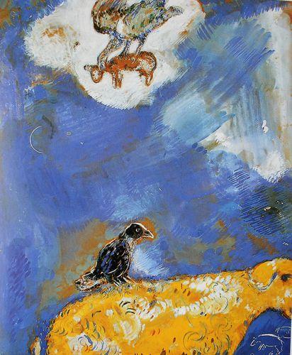 chagall La Fontaine 042