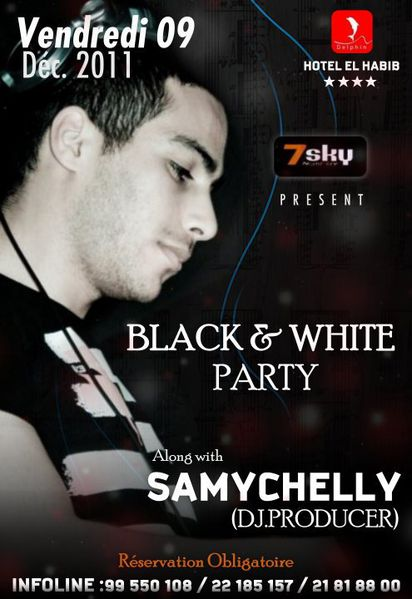 Samy Chelly @ 7sky Club