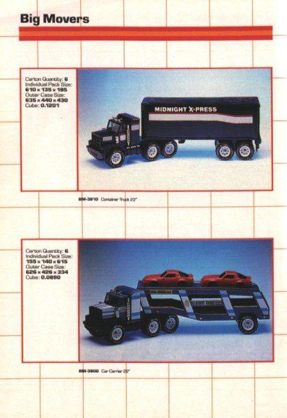 catalogue matchbox annee 1989 t52