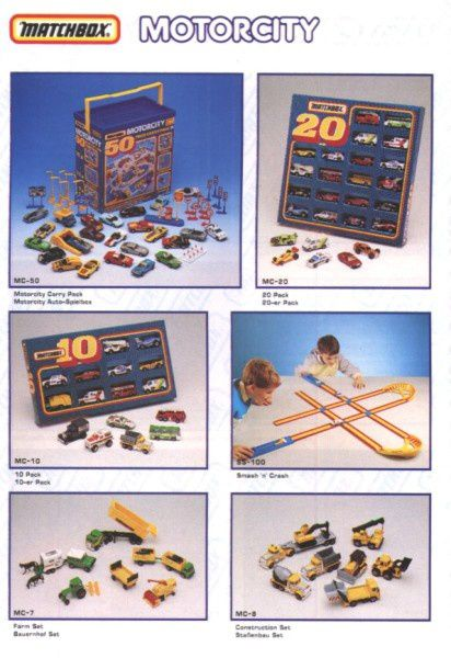 catalogue matchbox annee 1992 s26