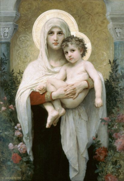 William-Adolphe-Bouguereau--1825-1905----La-Madone-aux-Rose.jpg