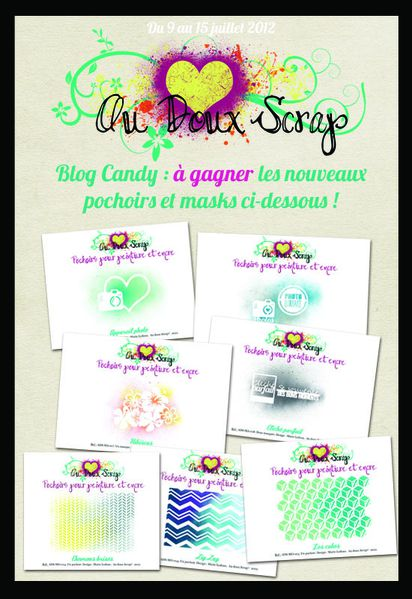 im blog candy au doux scrap