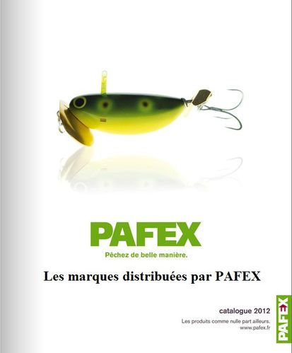 cat marque pafex 2012