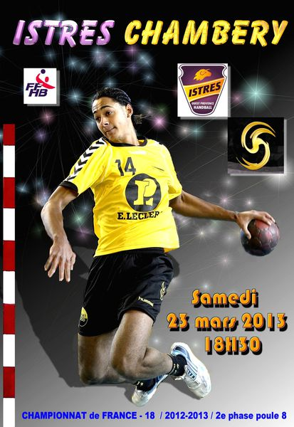 Affiche - 18 ISTRES CHAMBERY 23 03 2013-copie-2